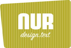 nur-design-text